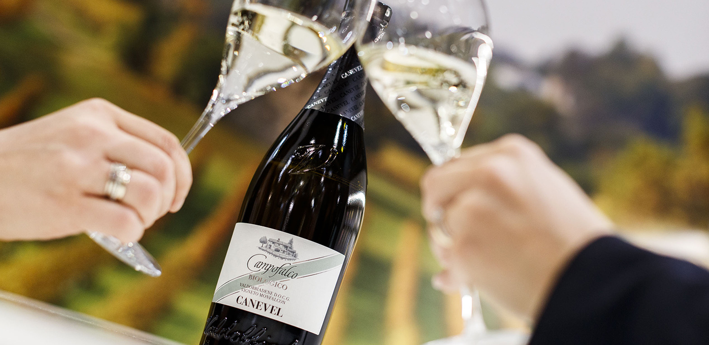 """Campofalco"" is born: the first Canevel Organic Prosecco"