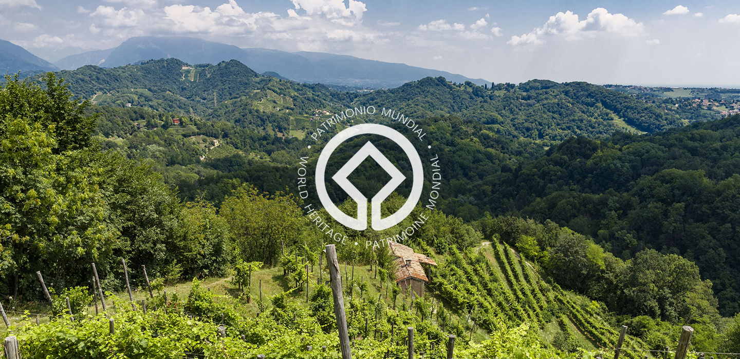 Prosecco hills recognised by Unesco