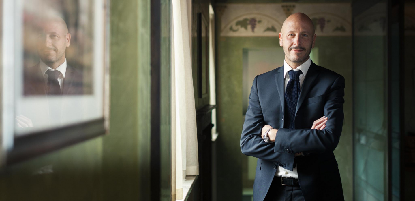 Federico Girotto CEO Masi Agricola
