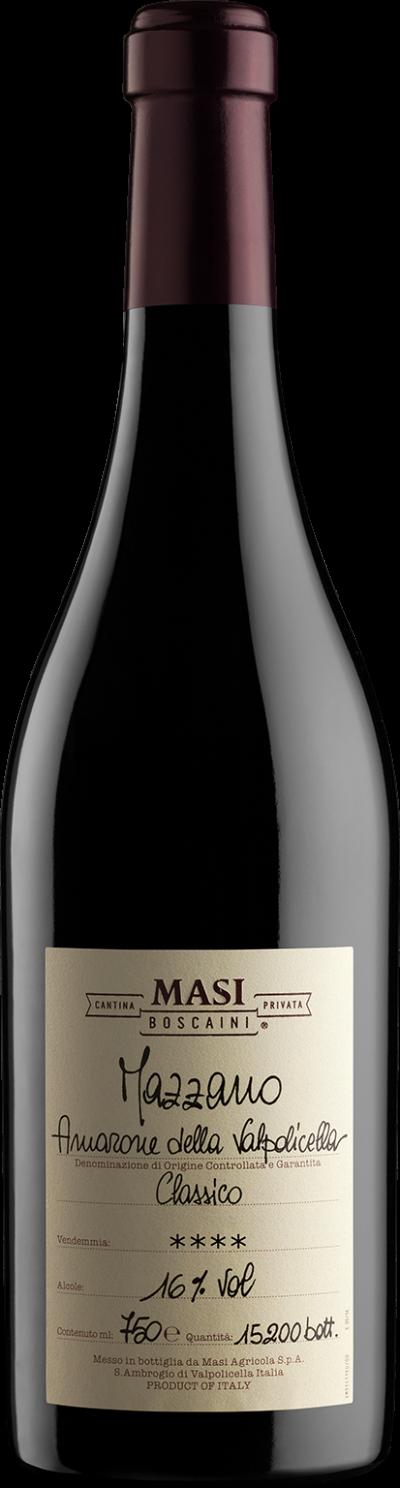 Bottiglia Mazzano
