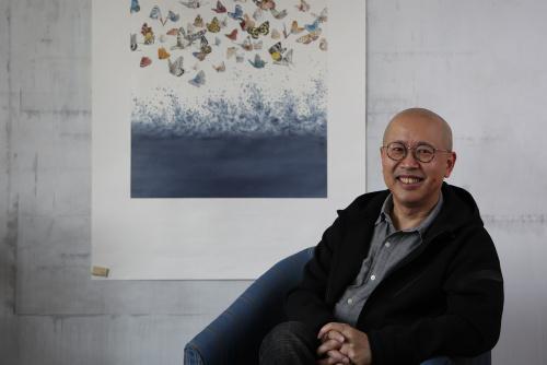 Costasera Contemporary Art 2019 Masi He Xi
