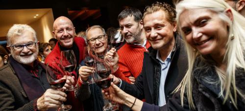 30-12-2018 Apertura del Masi Wine Bar a Cortina